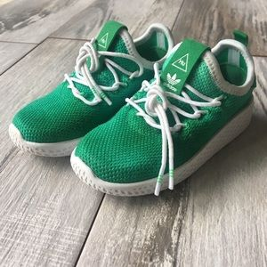 Adidas Pharrell Williams x Tennis Hu Holi Shoes